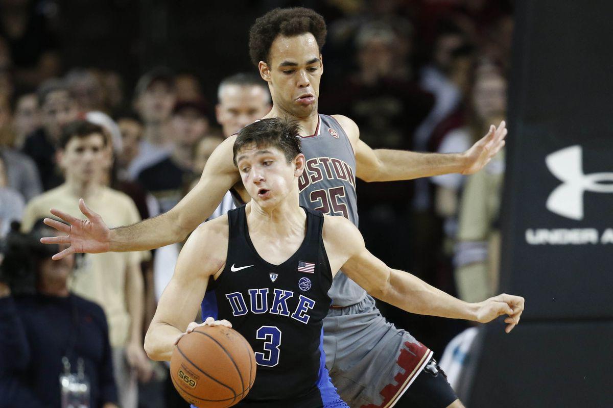 ACC Roundup Duke Basketball Report