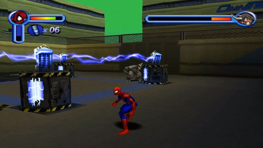 A brief history of Spider Man games   Polygon Spider Man Neversoft Activision