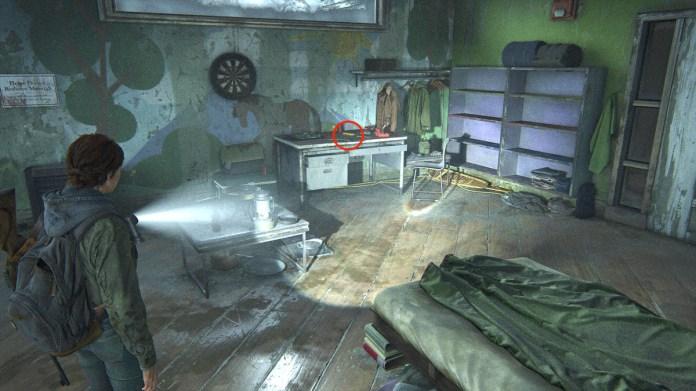 The Last of Us Part 2 Jackson Patrulla a coleccionable de artefactos de Eugene y Tommy