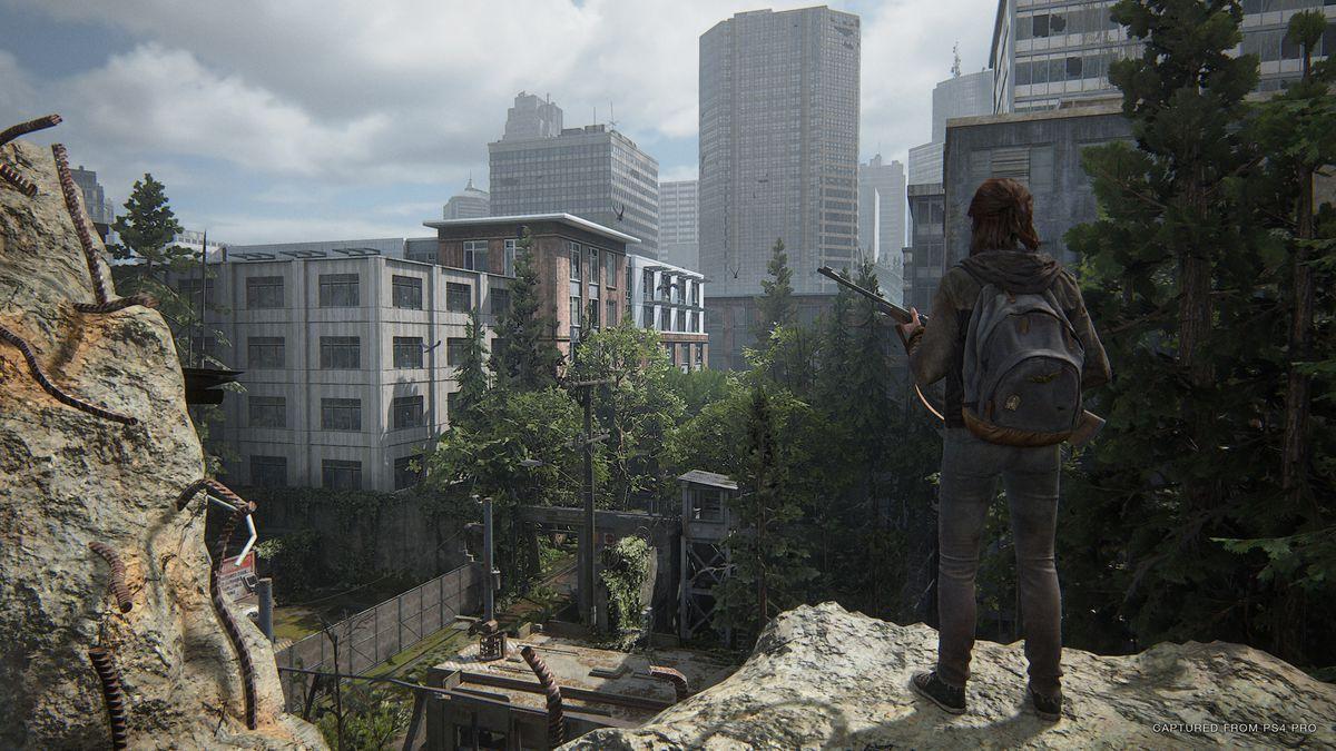 The Last of Us II il gioco