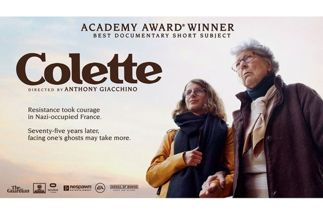 colette.0 Video game industry wins first Oscar with documentary short Colette | The Verge