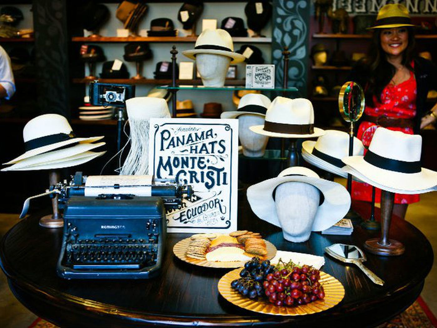 Old Timey Hat Store Goorin Bros Has Opened On Lincoln Road Racked Miami