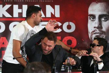 amir khan vs Phil Lo Greco