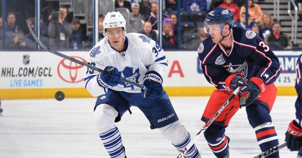 GDT: Maple Leafs vs. Blue Jackets
