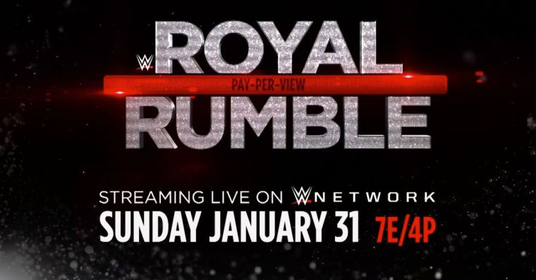 Royal Rumble has a date… will it have fans?