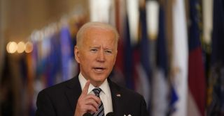 Biden: 'all American adults will be eligible to get a vaccine no later than May 1st'