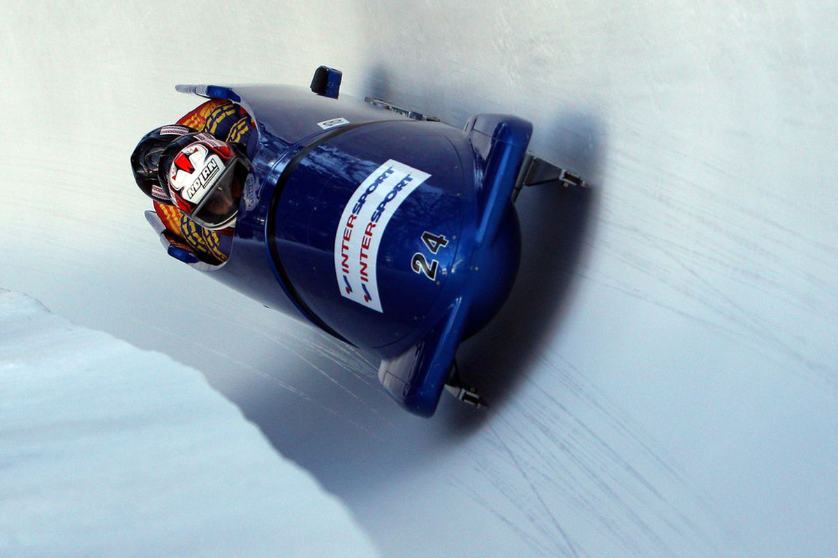 Better Know A Winter Olympic Sport Bobsled More Than