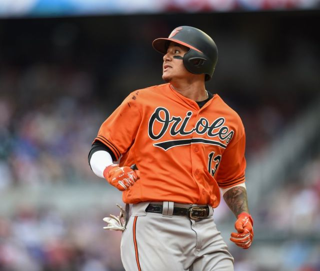 The Indians Shouldnt Trade For Manny Machado