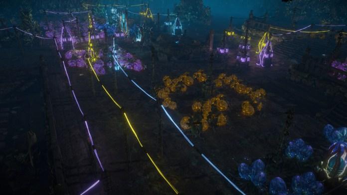 Path of Exile Harvest irrigation system