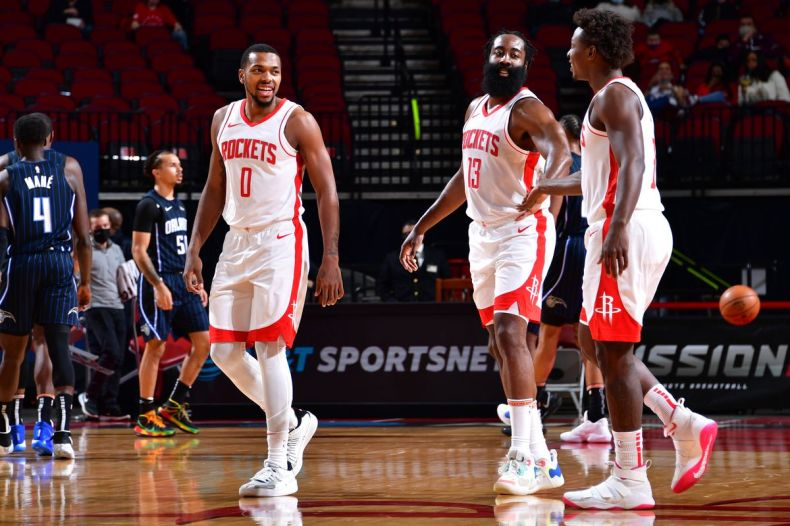Rockets rout short-handed Magic to end two-game losing streak - The Dream  Shake