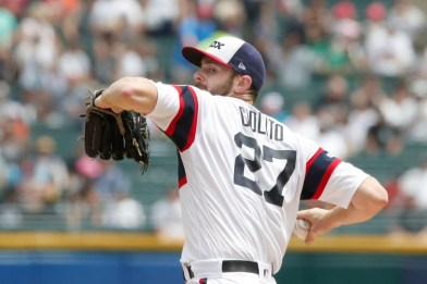 Eye-popping stats confirm what we all know: Lucas Giolito is having a breakout season - Chicago Sun-Times