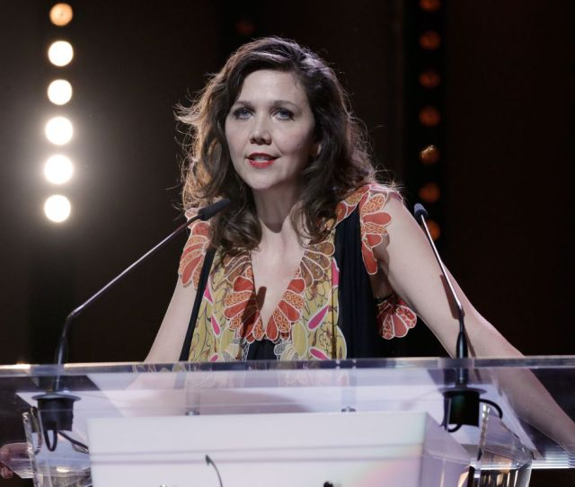 Donnie Darkos Director Maggie Gyllenhaal Had To Be Convinced To Play Jakes Sister