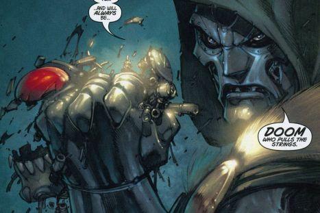 Image result for dr doom comics