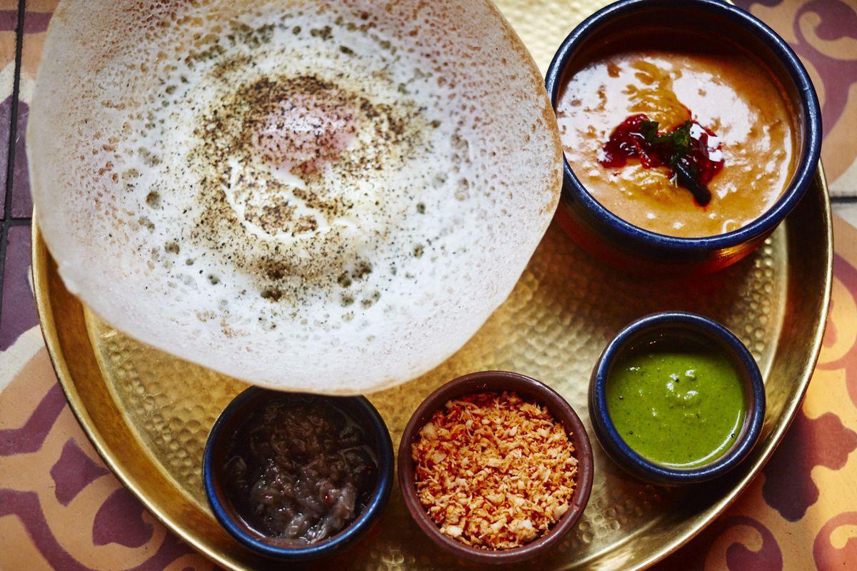 Sri Lankan Stunner Hoppers Announces Second Site Eater