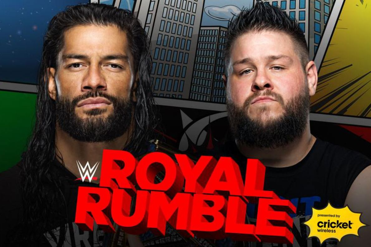 WWE Royal Rumble 2021 match card, rumors - Cageside Seats
