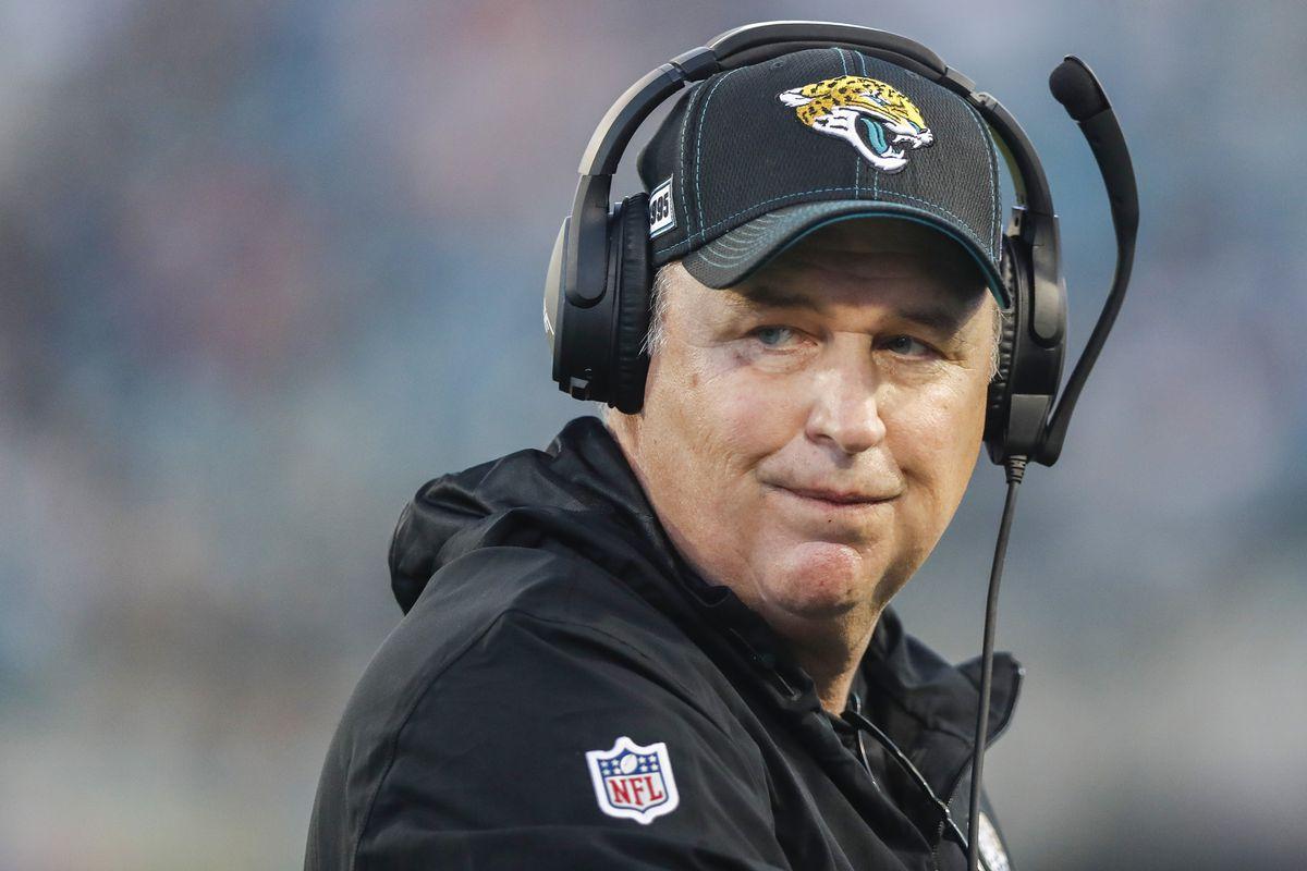 Jaguars HC Doug Marrone calls report from Saturday a 'joke' - Big Cat Country