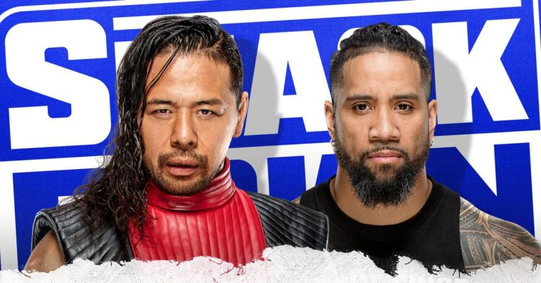 The card is shaping up for SmackDown next week