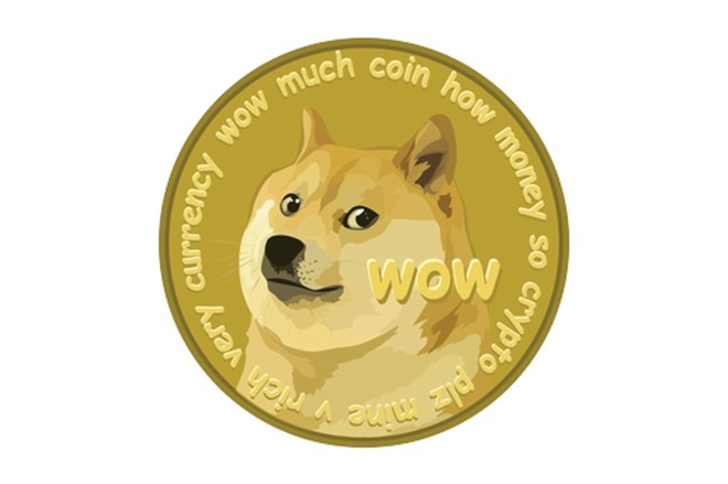 Dogecoin_logo.0 Robinhood restricts crypto trading as Dogecoin soars 300 percent | The Verge