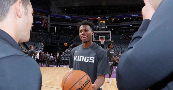 Buddy Hield is mad at the Kings over his contract. What can he do?