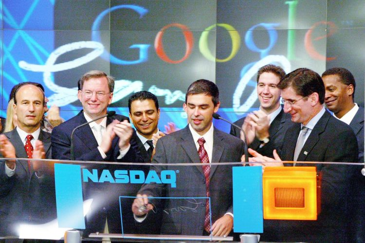 Google Becomes A Publicly Traded Company