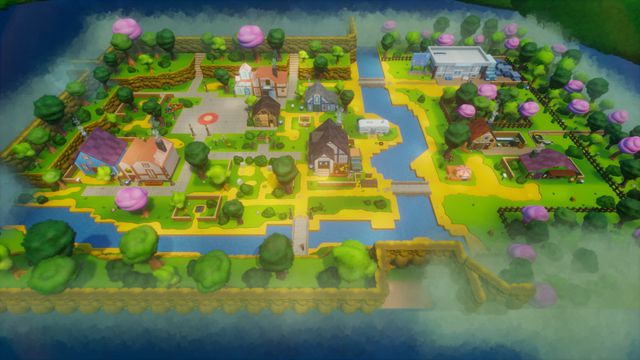 a4fb1e783703353e55c96d3e32505e55.0 This Dreams remake of the Stardew Valley town is beautiful | Polygon