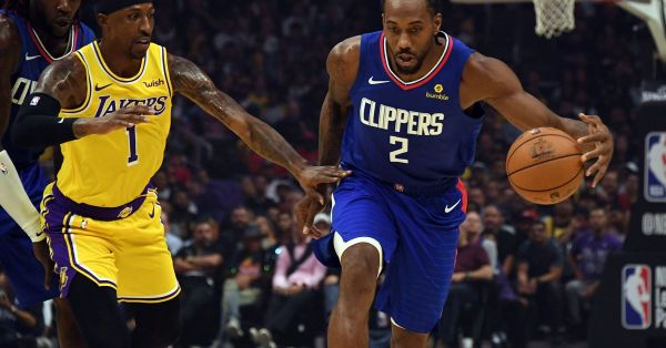 Recap: Kawhi Leonard Leads Clippers to 112-102 Win over Lakers