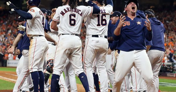 Where to Watch the Astros Play in the World Series in Austin