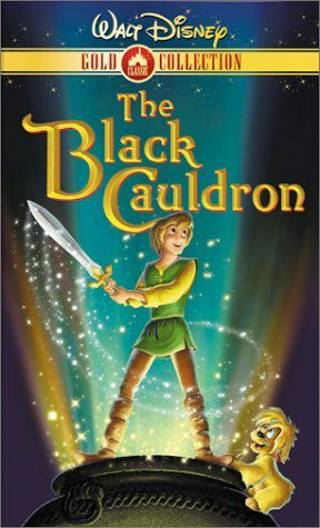 the black cauldron movie