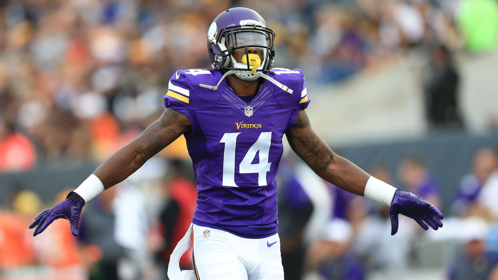 Maryland In The NFL Diggs Continues To Shine AJ Francis