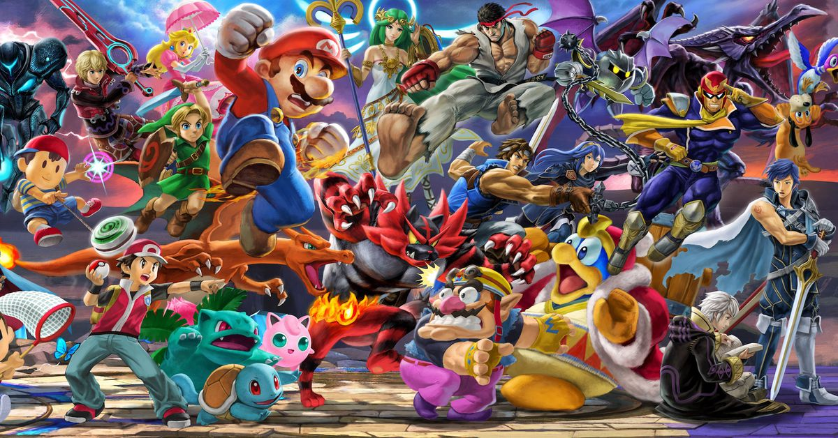 Smash Ultimate Guide Every World Of Light Character