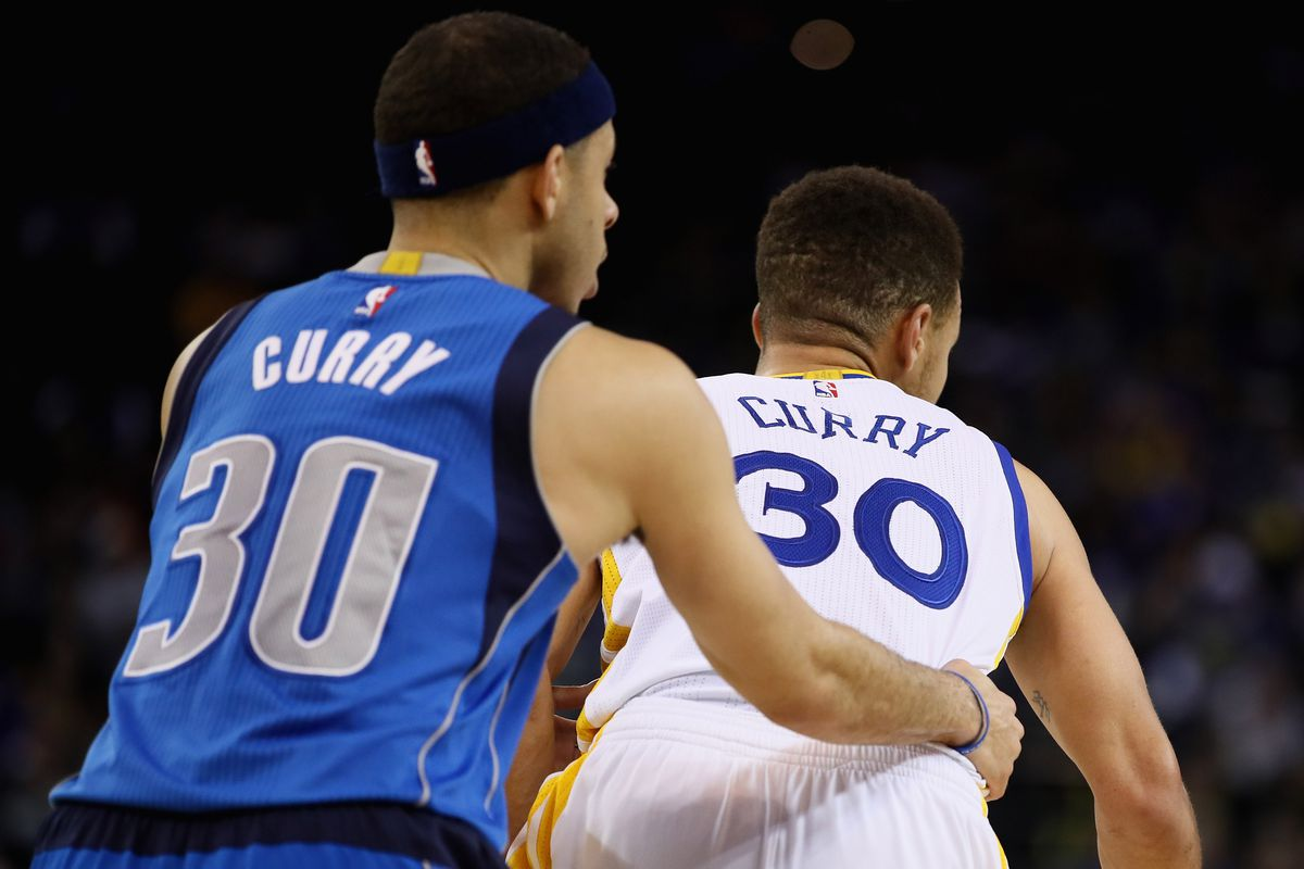 Seth Curry Says Hes A Better Shooter Than Steph Mavs Moneyball