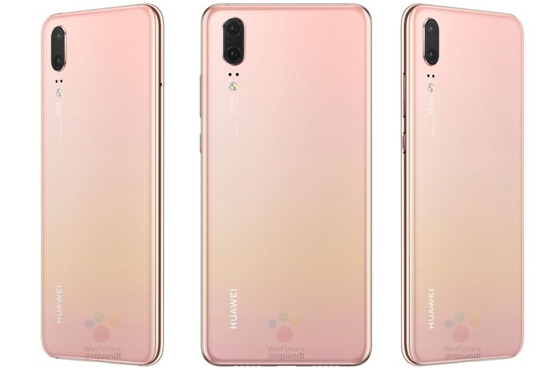 p20 - Huawei's P20 Pro could have one of the best phone colors in years