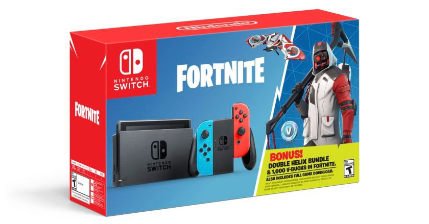 Nintendo Switch is getting a Fortnite bundle with ... - 1200 x 628 jpeg 76kB