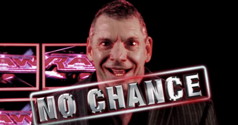 The secret origin of Vince McMahon's entrance theme