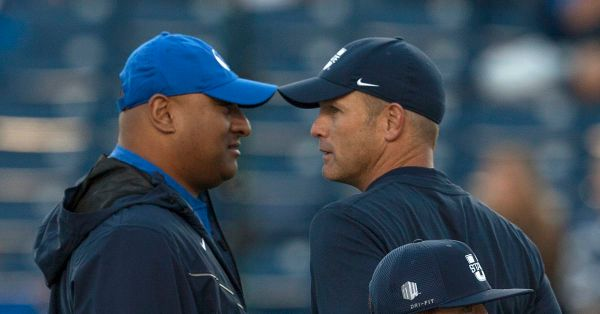 Kickoff time, TV info announced for BYU-Utah State