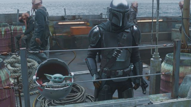 gone_fishin.0 The Mandalorian episode 3 rekindles one of the great conflicts in Star Wars history | Polygon