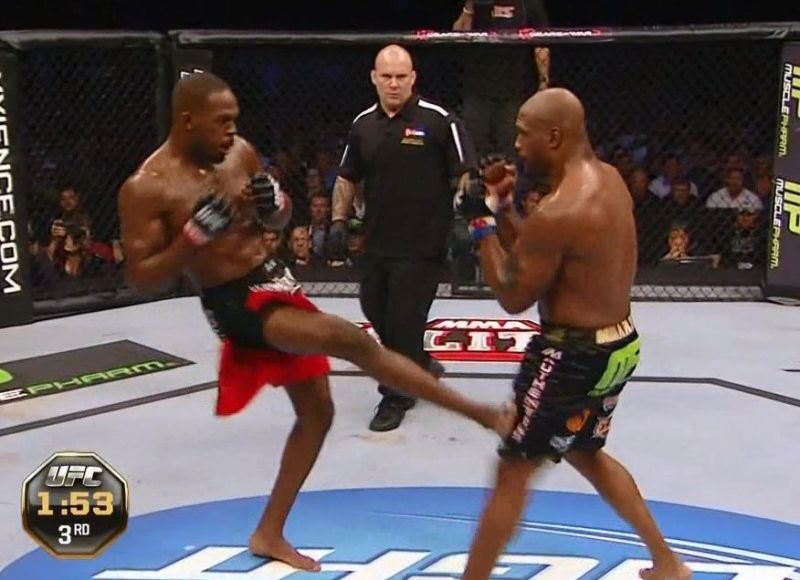 UFC 135: Jones vs Rampage