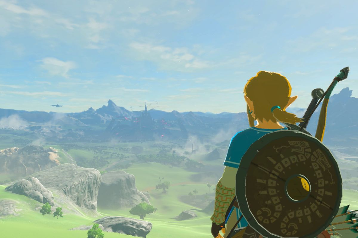 Why The Legend of Zelda: Breath of the Wild is my game of the year ...