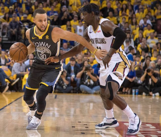 Bay Area Privilege Is A Thing Talking Pelicans Vs Warriors With