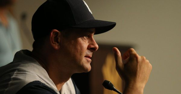 Yankees Aaron Boone is the archetype for new managers