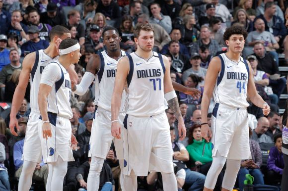 Taking stock of the Mavericks depth as the Orlando restart looms ...