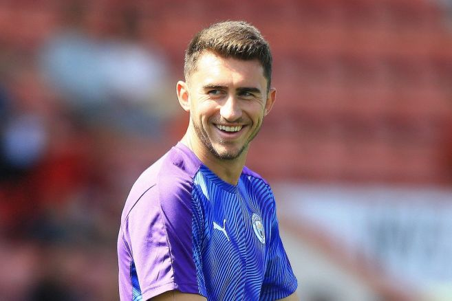 Aymeric Laporte: Manchester City Finally Give Injury Update - Bitter and Blue