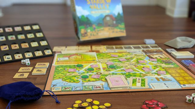 stardew_board_game.0 Surprise, Stardew Valley is a board game now | Polygon