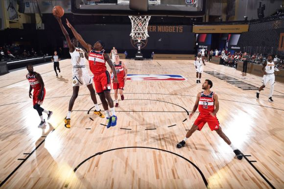 Recap: Bol Bol shines as Nuggets pick up 89-82 win over Wizards ...