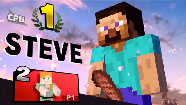 Screen_Shot_2020_10_14_at_10.25.51_AM_2.0 You can't beat Minecraft Steve's Smash Bros. victory screen | Polygon