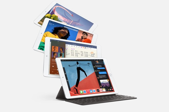 ipad.10 Apple announces updated eighth-generation 10.2-inch entry-level iPad for $329 | The Verge