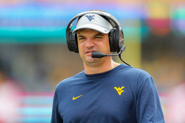 Neal Brown Brings West Virginia 'Blue-Collar' Approach In Win Over ...