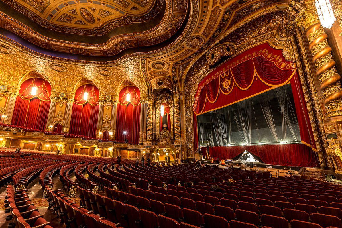 Best Theaters In The U S
