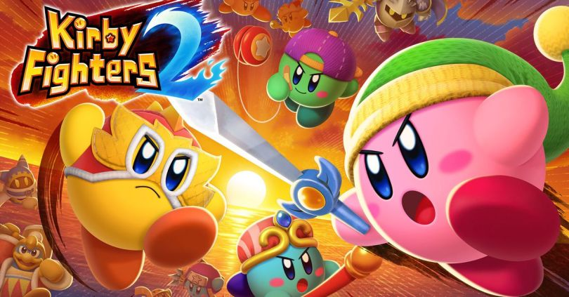 Nintendo just announced a new Kirby game for the Switch, and it's available right now