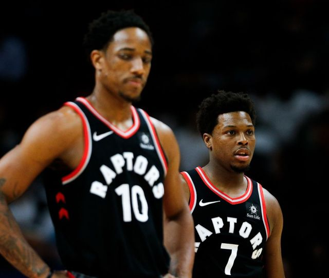 Thinking About The Toronto Raptors Mount Rushmore Of Players